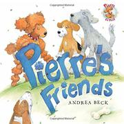 Cover art for PIERRE'S FRIENDS