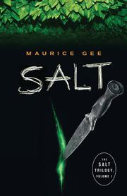Cover art for SALT