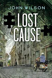 Book Cover for LOST CAUSE