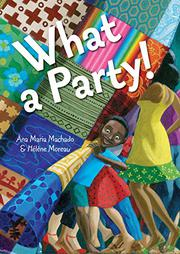 Cover art for WHAT A PARTY!
