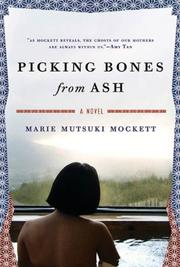 Cover art for PICKING BONES FROM ASH