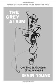 Book Cover for THE GREY ALBUM