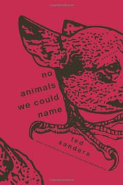 Cover art for NO ANIMALS WE COULD NAME