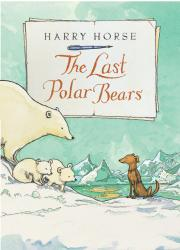 Cover art for THE LAST POLAR BEARS