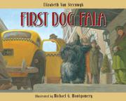 Cover art for FIRST DOG FALA