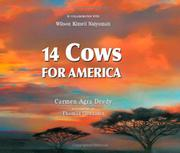 Book Cover for 14 COWS FOR AMERICA