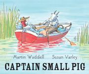 Book Cover for CAPTAIN SMALL PIG