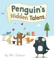 Cover art for PENGUIN'S HIDDEN TALENT