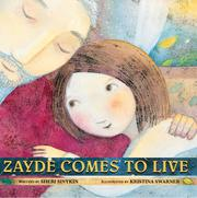 Book Cover for ZAYDE COMES TO LIVE