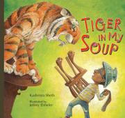 Cover art for TIGER IN MY SOUP