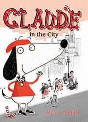 Cover art for CLAUDE IN THE CITY