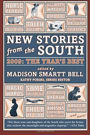Cover art for NEW STORIES FROM THE SOUTH 2009
