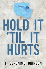 Cover art for HOLD IT 'TIL IT HURTS