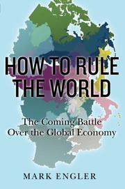 Book Cover for HOW TO RULE THE WORLD