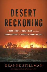 Book Cover for DESERT RECKONING