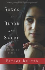 Book Cover for SONGS OF BLOOD AND SWORD