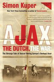 Cover art for AJAX, THE DUTCH, THE WAR