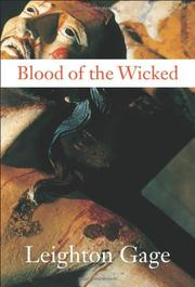Cover art for BLOOD OF THE WICKED