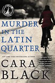 Book Cover for MURDER IN THE LATIN QUARTER