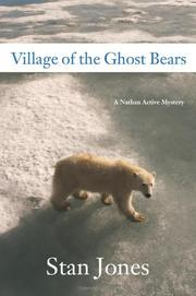 Cover art for VILLAGE OF THE GHOST BEARS