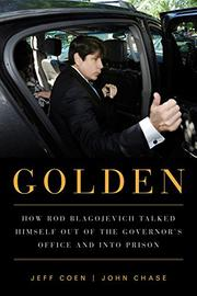 Book Cover for GOLDEN