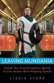 Book Cover for LEAVING MUNDANIA
