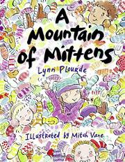 Book Cover for A MOUNTAIN OF MITTENS