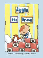 Book Cover for AGGIE THE BRAVE