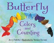 Book Cover for BUTTERFLY COLORS AND COUNTING