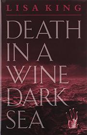 Book Cover for DEATH IN A WINE DARK SEA