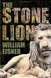 Cover art for THE STONE LION