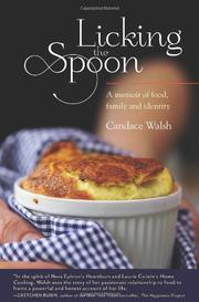 Cover art for LICKING THE SPOON