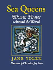 Cover art for SEA QUEENS
