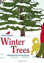 Book Cover for WINTER TREES