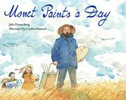 Book Cover for MONET PAINTS A DAY