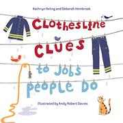 Cover art for CLOTHESLINE CLUES TO JOBS PEOPLE DO