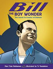 Cover art for BILL THE BOY WONDER
