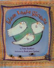 Cover art for THREE LITTLE GHOSTIES