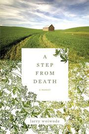 Cover art for A STEP FROM DEATH