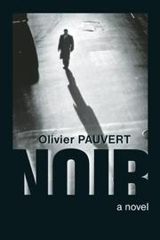 Book Cover for NOIR