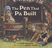 Book Cover for THE PEN THAT PA BUILT