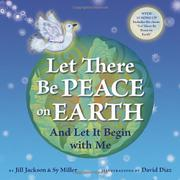 Cover art for LET THERE BE PEACE ON EARTH