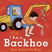 Book Cover for I AM A BACKHOE