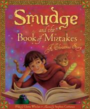 Cover art for SMUDGE AND THE BOOK OF MISTAKES