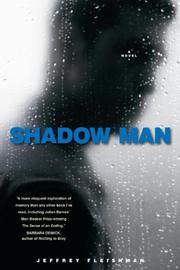Book Cover for SHADOW MAN