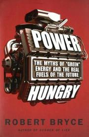 Book Cover for POWER HUNGRY