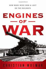 Cover art for ENGINES OF WAR