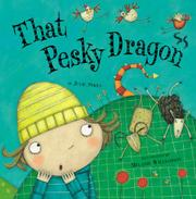 Book Cover for THAT PESKY DRAGON