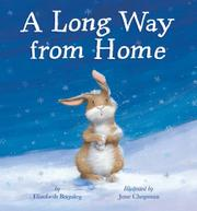 Cover art for A LONG WAY FROM HOME