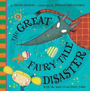 Cover art for THE GREAT FAIRY TALE DISASTER